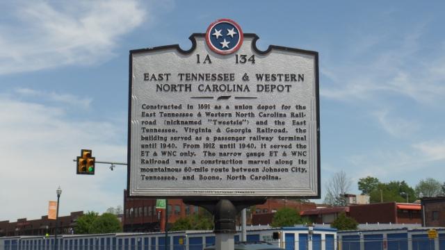 East TN & Western NC Depot