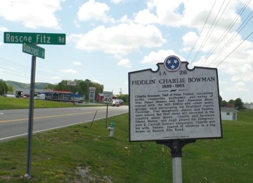 Fiddlin' Charlie Bowman