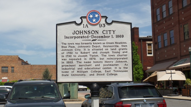 Johnson City Incorporated