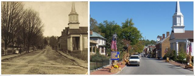 Main Street - Comparison