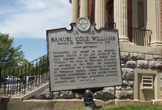 Samuel Cole Williams 1