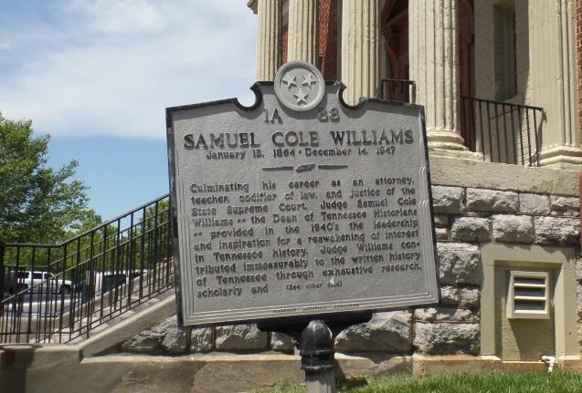 Samuel Cole Williams 1