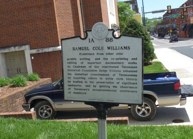 Samuel Cole Williams 2