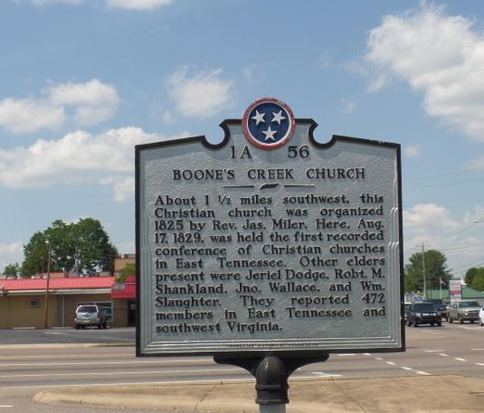 Boone's Creek Church