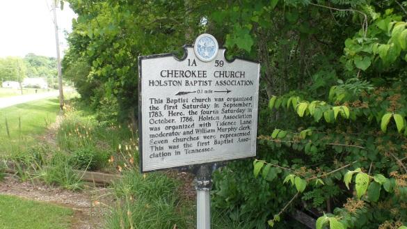 Cherokee Church