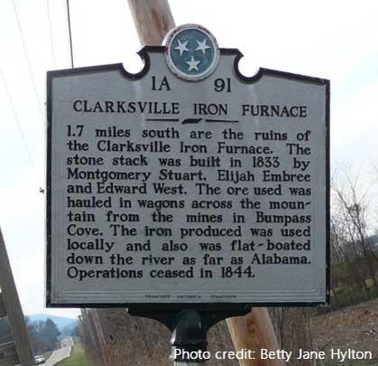 ClarksvilleIronFurn