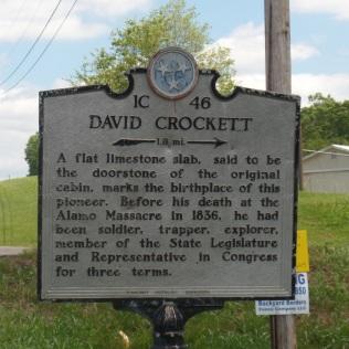 David Crockett C