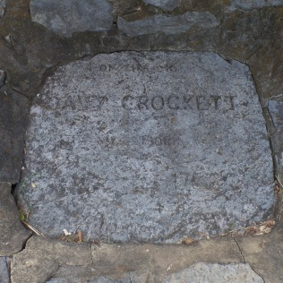 Davy Crockett birthplace