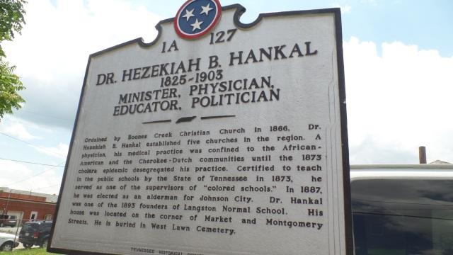 Dr Hezekiah Hankal