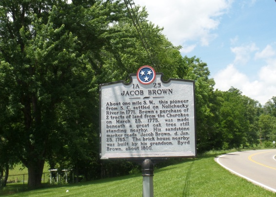 Jacob Brown