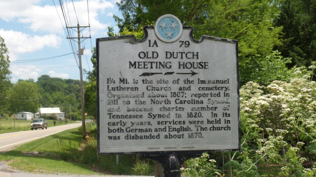 Old Dutch Meeting House