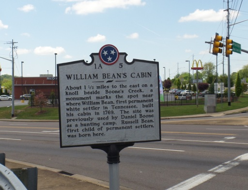 William Bean Cabin