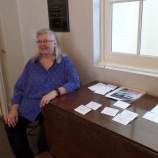 Carol Roberts, STA Treasurer