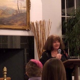 Author Sharyn McCrumb