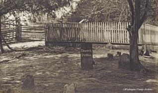 Elizabeth Dunkin grave