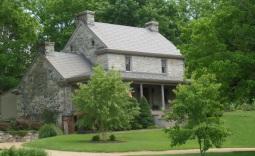 Gillespie Stone House, Limestone