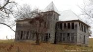 Glendale School, near Limestone