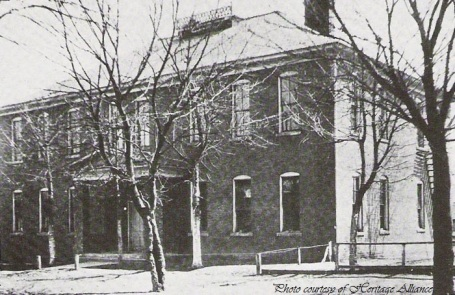 Langston High School, built in 1893, was the first African-American public high school in Johnson City.
