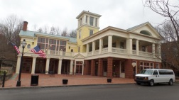 The International Storytelling Center is located on Main Street and was dedicated in 2004.