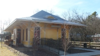 Chuckey Depot, South 2nd Avenue, Jonesborough