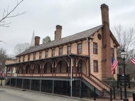 The Chester Inn was built in 1797 by William Chester and is now a owned by the state as a historic site. The building now houses a museum.