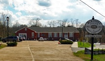 Booker T. Washington School was built in the late 1930's and was closed in 1964 when the schools were integrated. It is now home to the McKinney Center and is a multi-use facility providing arts education through Jonesborough's Mary B. Martin Program.