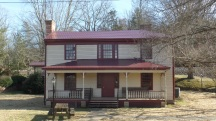 Slemons House, built around 1860