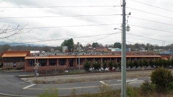 Burlington Mills, previously known as Klopman Mills in Johnson City.