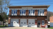 Central Fire Hall, built in 1929.