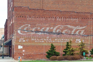 Coca-Cola, Johnson City