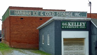 Harman Ice & Cold Storage, Johnson City