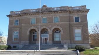 Johnson City Post Office
