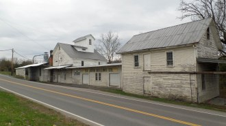 St. John Milling Company, Watauga Road.