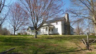 """The home at Tipton-Haynes was built around 1783 by Colonel John Tipton. The farm was the site of the """"Battle of the Lost State of Franklin"""" in 1788."""