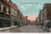 Main Street, Johnson City