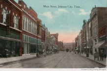 Main Street, Johnson City
