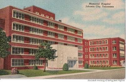 Memorial Hospital, built in 1911 began as a small, ten bed facility.