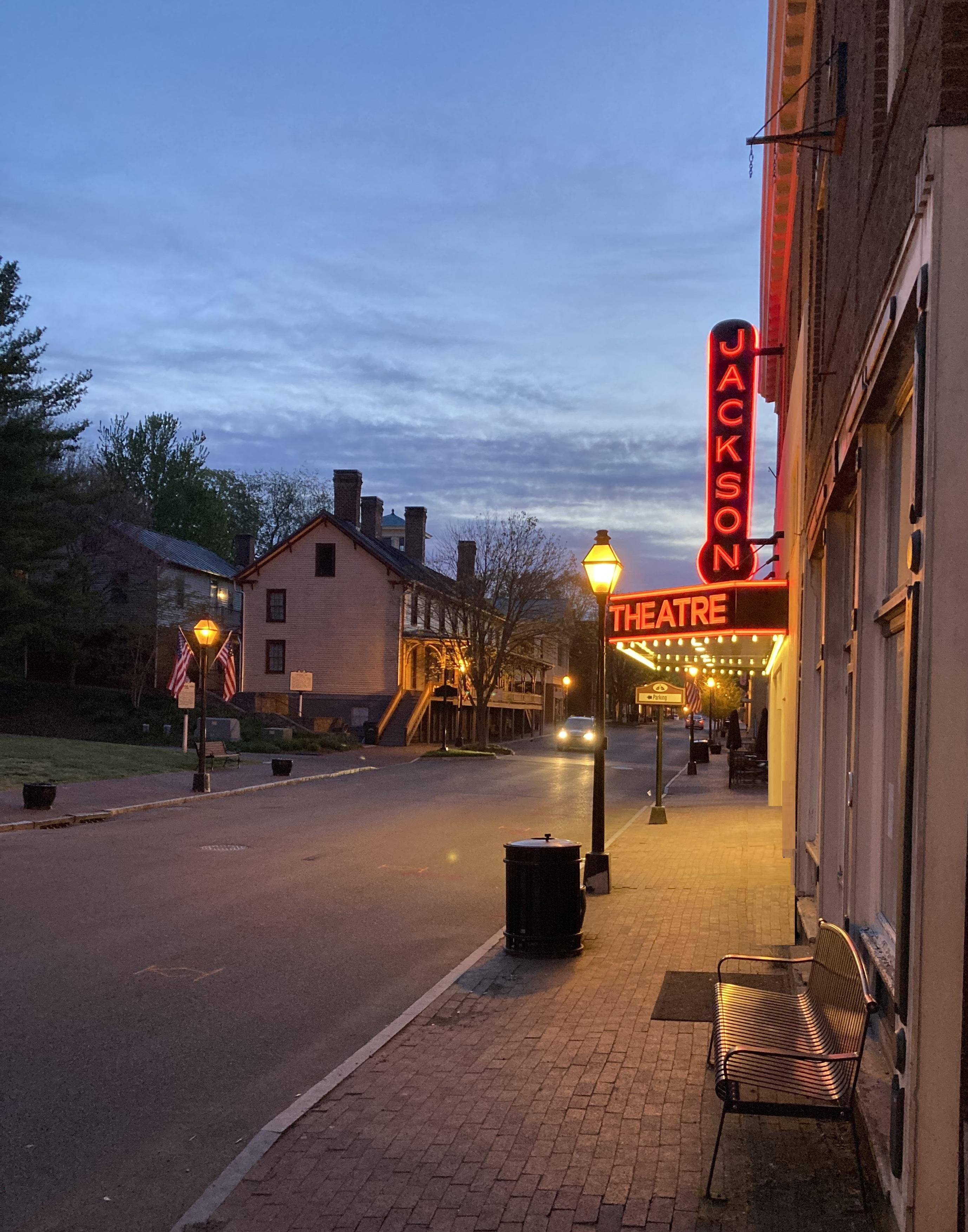 Jackson Theatre 4-23-21