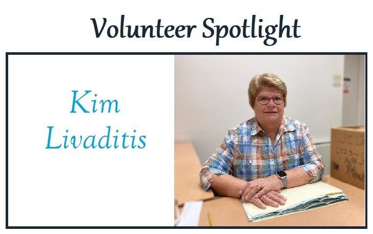 Kim - Volunteer Spotlight