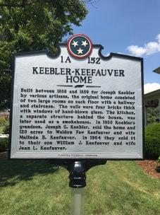 Keebler-Keefauver Marker