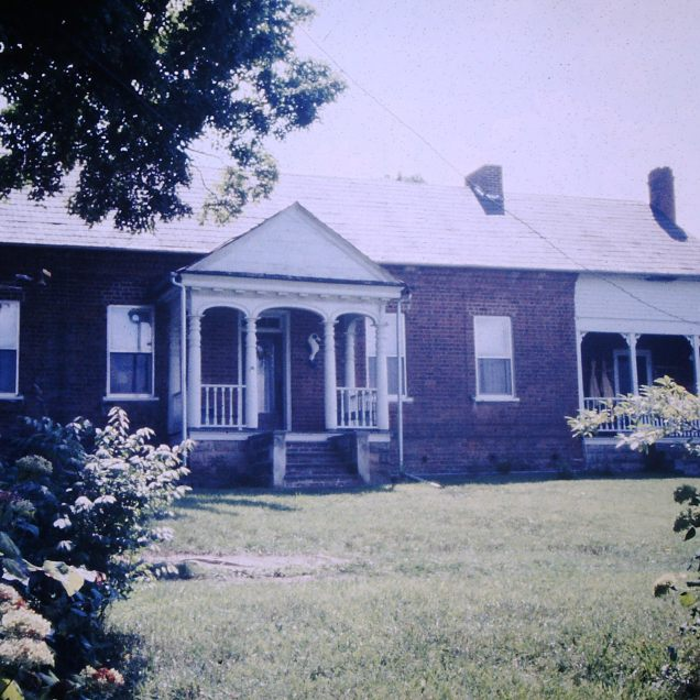 Allison - Masters house, Tavern Hill Road, Jonesborough