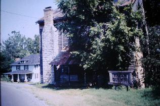 Bashor Mill, Knob Creek