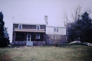 Bayless, David house, Johnson City