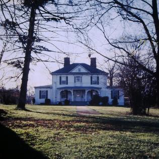 Broylesville: Dobson house
