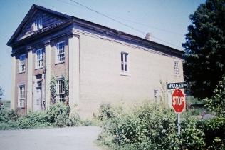 Broylesville: Mercantile building