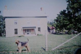 Cooper, Isaac house, Blackley Creek community