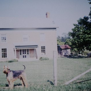 Cooper, Isaac house, Blackley Creek community
