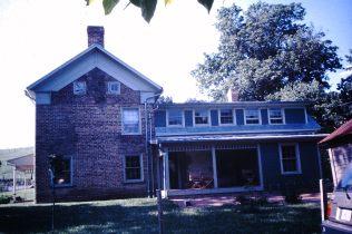 Cooper, Isaac house 2, Blackley Creek community
