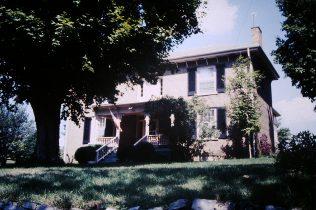 Deakins, Henry house, Old Boones Creek Road