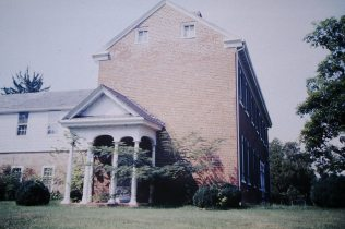 Devault, Valentine house, Piney Flats